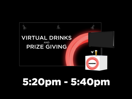 Virtual Drinks & Prize Giving