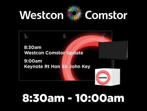 Westcon Comstor Update & Rt Hon Sir John Key Keynote