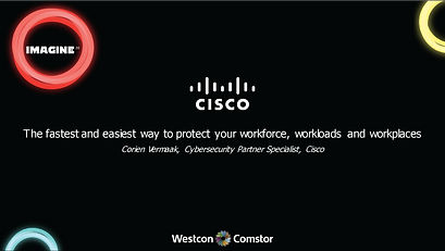 Cisco The fastest and easiest way to pro