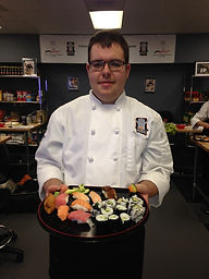 Advance Sushi Makign Class
