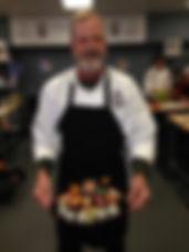 Advance Sushi Makign Class