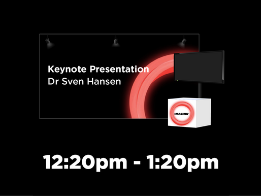 Dr Sven Hansen Keynote Presentation