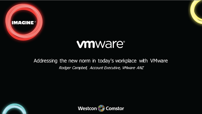 VMWare Addressing the new norm in todays