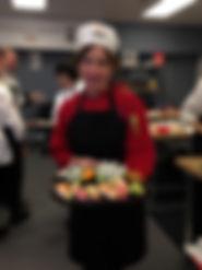 Advance Sushi Making Classs