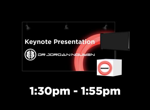 Dr Jordan Nguyen Keynote Presentation