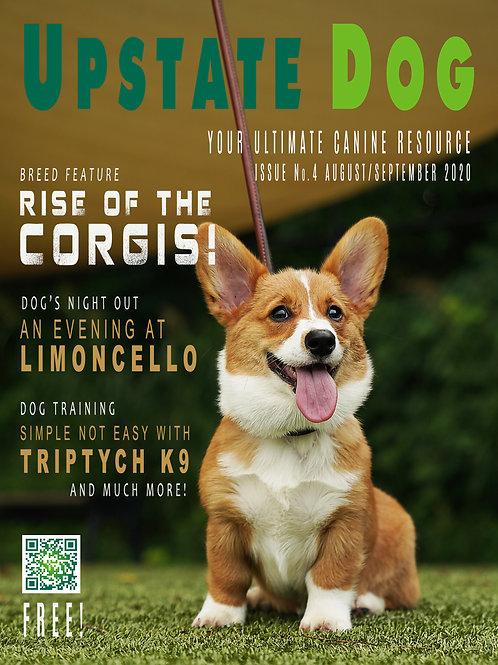 RISE OF THE CORGIS - AUGUST/SEPTEMBER 2020 - ISSUE 4