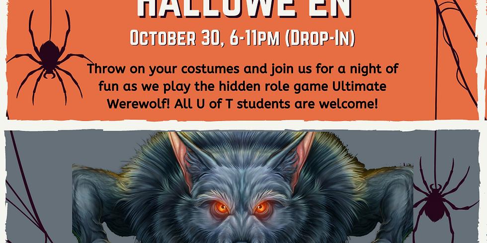 Hallowe'en Werewolf