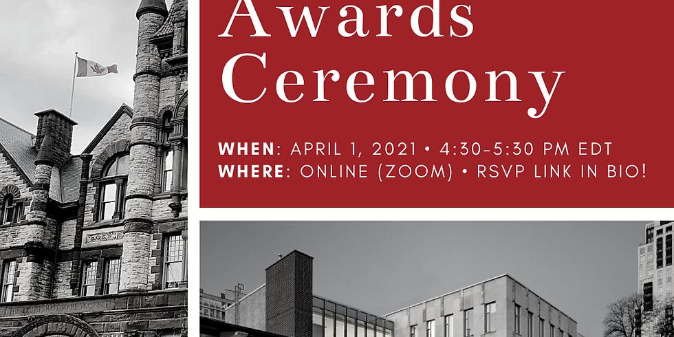 Crescam Serviendo Awards Ceremony