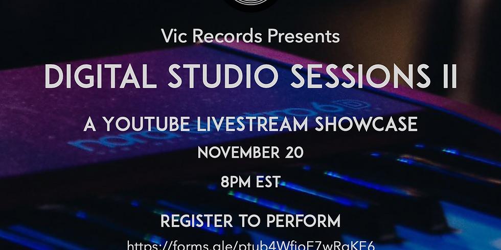 Digital Studio Sessions II