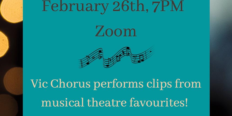 Musical Theatre Evening