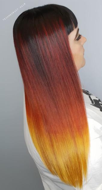 best hair colour south wales