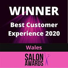 Best Customer Experience Wales 2020 Best