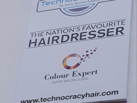 New Signs for Technocracy Hair