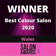 Best Colour Salon Wales 2020 Best HAIRDR