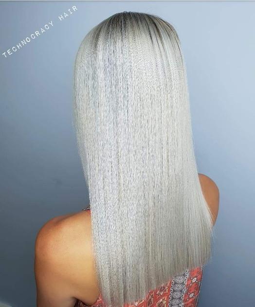 best hair salon neath silver hair best silver hair colour swansea