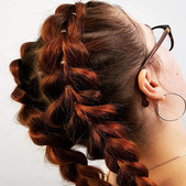 best hair up neath