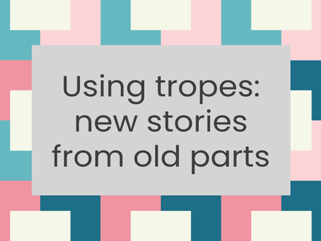Using tropes: new stories from old parts