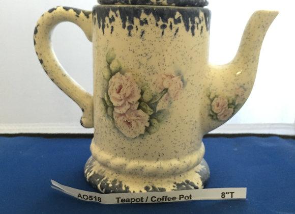 Teapot/Coffee Pot