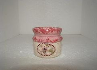 Small Country Jar Votive Holder