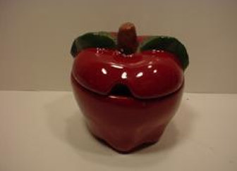 Apple Sugar Bowl