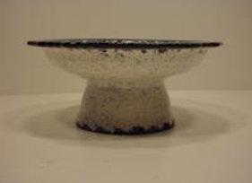Large Pedestal Dish
