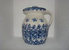 """Anntique"" Pitcher with Lid"