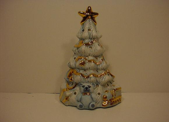 Tea-Light: Christmas Tree