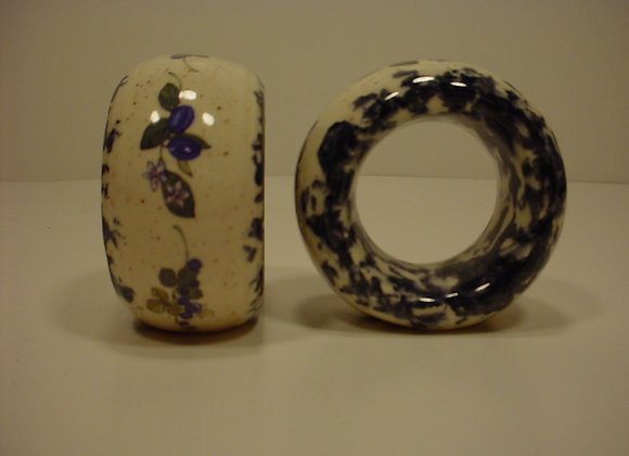 Festival-Ware Napkin Rings