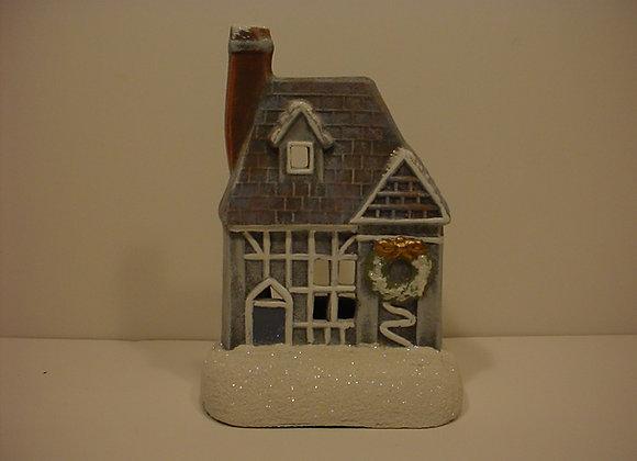 Tea-Light: Cottage House