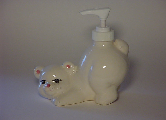 Bear Soap Dispenser
