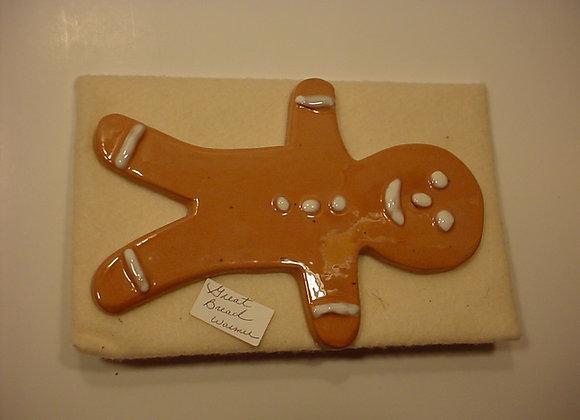 Ginger Bread Boy / Bread Warmer