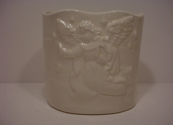 Large Angel Votive