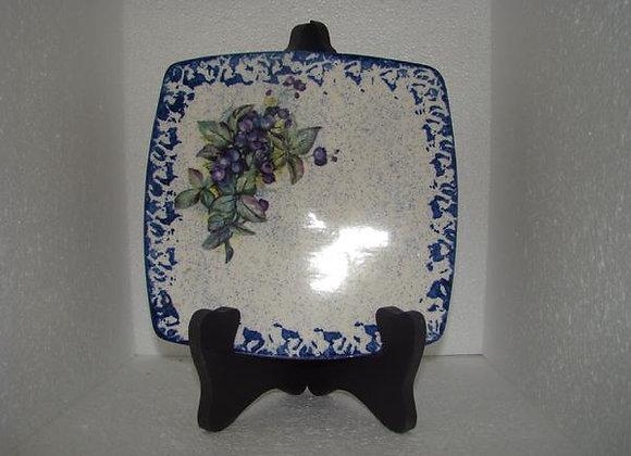 Square Plate (Medium Size)