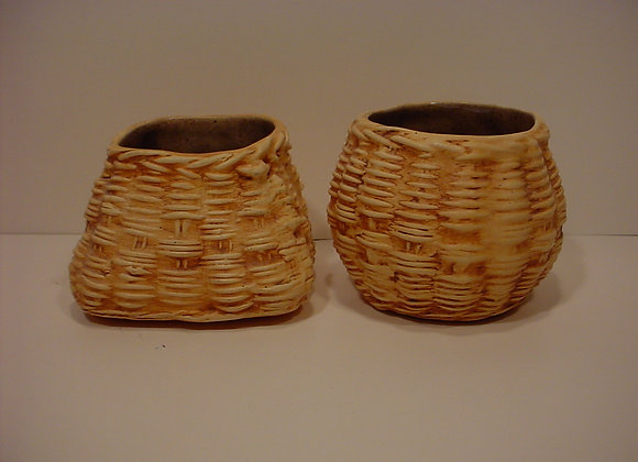 Two Basket Votives