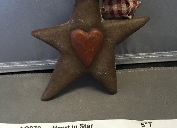 Heart in Star