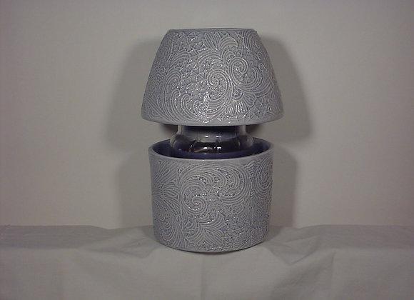 Crochet Candle Jar Shade