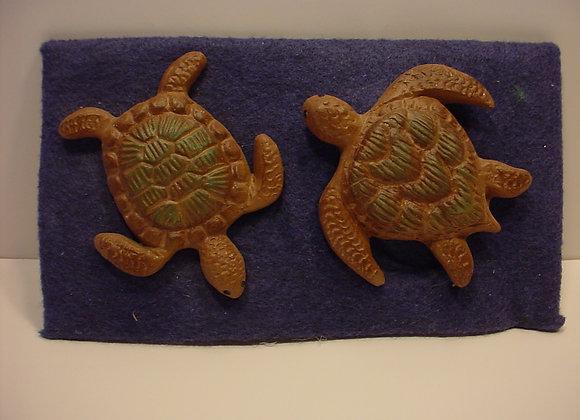 Two Sea Turtle Flat