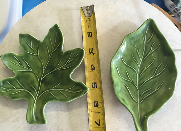 Two Leaf Votives