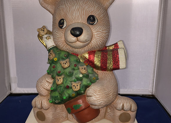 Jimmy the Bear with Tree