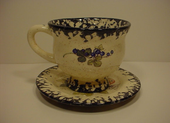 Festival-Ware Cup & Saucer