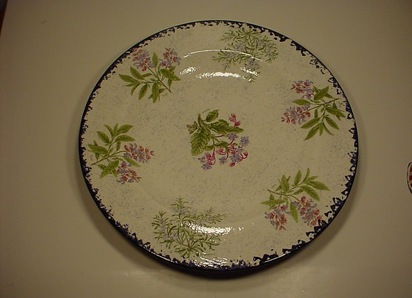 Large Pasta Bowl with Lip