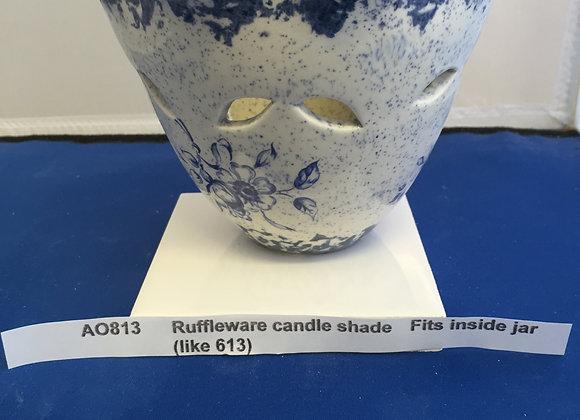 Ruffleware™ Candle Shade