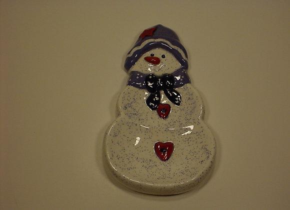 Snowman Spoonrest