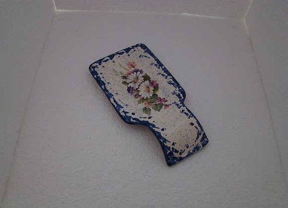 Contemporary Country Square Spoon Rest