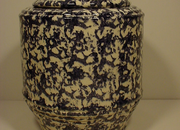 Festival-Ware Large Tall Canister