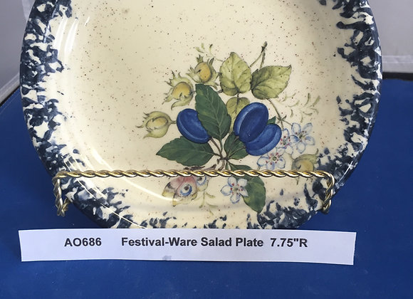 Festival-Ware Salad Plate