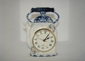 Teapot Clock