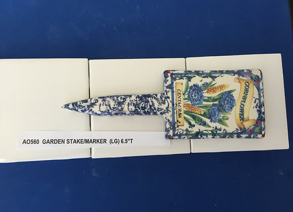 Large Garden Marker