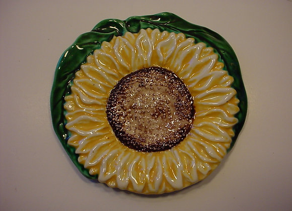 Sunflower Spoonrest / Soap Dish