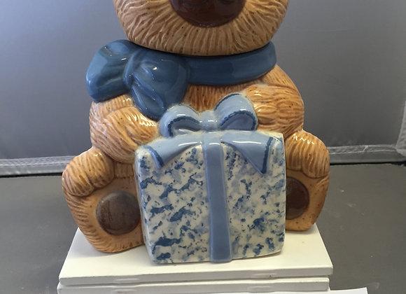 Teddy Bear Candy Jar